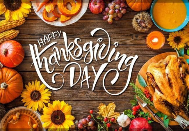 Offices Closed for Thanksgiving Holiday