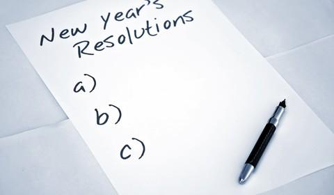 Healthy New Year's Resolutions for Children & Teens